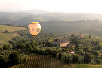 Tuscany Hot Air Balloon Flight