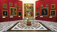 Uffizi Gallery Guided Tour with Skip-the-Line Entrance Ticket