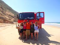 3 Day Fraser Island 4WD Tour from the Gold Coast