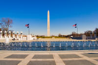 The White House and National Mall Walking Tour in Washington DC