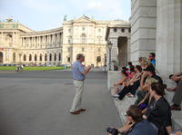 Vienna Old Town Evening Walking Tour with Optional Viennese Dinner