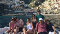 Amalfi Coast Private Boat Excursion from Positano, Praiano, Amalfi, Minori
