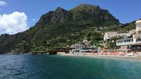 Amalfi to Capri Private Boat Tour