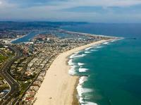 Orange County Helicopter Tour from Long Beach