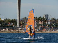 Windsurfing Lesson in Barcelona