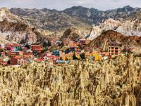 Private La Paz City Sightseeing and Moon Valley
