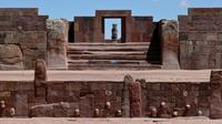 Private Tour: Tiwanaku Archeological Site from La Paz image 1