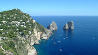 Capri Day and Night Tour from Sorrento