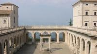 Monte Cassino Abbey and Word War II Museum Full Day Tour from Sorrento