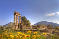 Private Tour: Delphi Day Trip from Athens Including Lunch