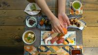 Hands-on Experience Authentic Sushi Course Dishes