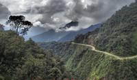 Death Road - Mountain Bike Tour on the World's Most Dangerous Road