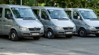 Arrival Transfer from Da Nang Train Station to Hoi An City Hotels