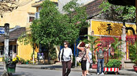 Full-Day Hoi An City Walking Tour from Chan May Port