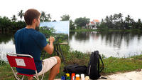 Half-day Countryside Painting Tour from Hoi An City