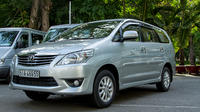 Private Arrival Transfer: Phu Bai Airport to Pilgrimage Villages or Thuan An Beach