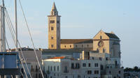 Shore Excursion from Bari: Trani Sightseeing and Traditional Olive Oil Mill Tour with Local Specialities Tasting and Shopping