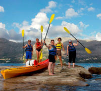 Sea Kayaking Tour from Cavtat