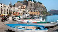 Aeolian Islands Tour to Lipari and Vulcano from Taormina