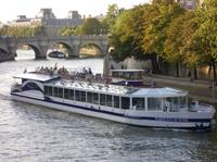 Paris Seine River Brunch Cruise