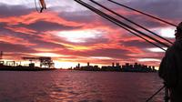 Sunset Sailing Cruise on a Tall Ship in Boston Harbor
