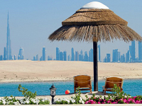 The World Dubai Island Day Trip with Lunch