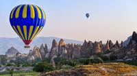 3 Day Small Group Tour of Cappadocia From Istanbul Including Domestic Flights