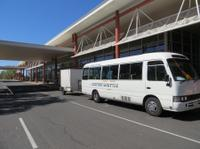 Shared Departure Transfer: Hotel to Alice Springs Airport Private Car Transfers