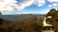 Blue Mountains Day Tour Including River Cruise and Wildlife Park with Optional Scenic World Upgrade, Sydney City Tours and Sightseeing