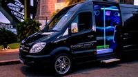 1-hour Sydney CBD to Sydney Airport Transfer in Party Limo