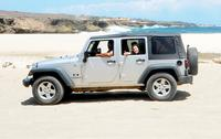 Aruba Off-Road Adventure: SUV Tour and Optional Snorkeling Cruise image 1