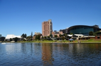 Adelaide City Tour with River Cruise and Adelaide Zoo Admission