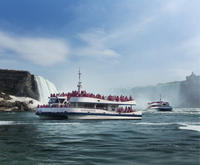 Niagara Falls Boat Tour: Voyage to the Falls