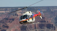 Helicopter Tour of the North Canyon with Optional Jeep Excursion