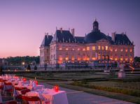 Luxury Evening Experience at Chateau de Vaux-le-Vicomte