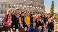 Colosseum and Roman Forums Guided Free Tour