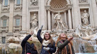 Trevi Fountain to Pantheon Guided Free Tour in Rome