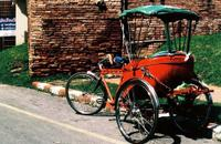 Private Tour: Chiang Mai Arts and Cultural Center with Trishaw Ride and Wat Phra Singh Private Car Transfers