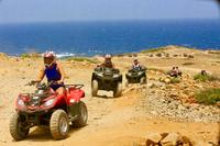 Aruba ATV Tour with Natural Pool Swim image 1