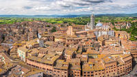 Siena and San Gimignano and Chianti wine Small-Group Tour by Minivan from Lucca