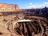 Colosseum Underground and Ancient Rome Small-Group Tour