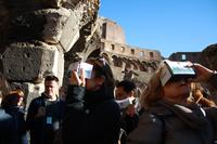 Exclusive: Colosseum and Ancient Rome Small-Group Tour with Virtual Reality