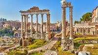 Shared Roundtrip transfer from Civitavecchia to Rome