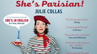 Imagen Oh my god she's Parisian! The brand new comedy show in English language in Paris