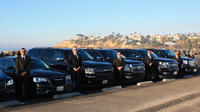 Private LAX Airport SUV Transfer to and from Disneyland
