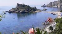 Mount Etna, Lunch in a Winery and Taormina Private Day-Trip from Messina