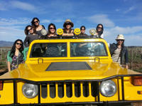 Wine Tour by Hummer from Santa Barbara or Solvang