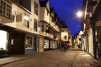 York Ghost Tour by Vintage Bus