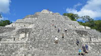 Costa Maya Adventure Kohunlich and Becan Arqueological Sites