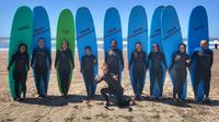 Beginner Surf lessons In Marin